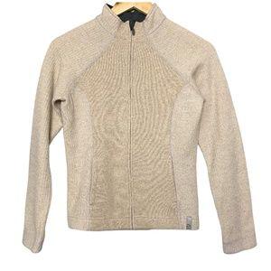 Mountain Hardwear Wool Sweater Beige | Small